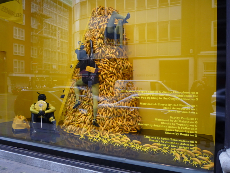 Selfridges windows 008